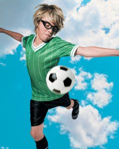 Protective Eyewear for Young Athletes