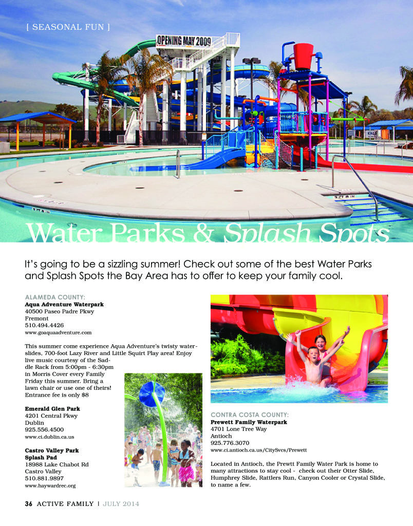 Water Parks & Splash Spots (1)