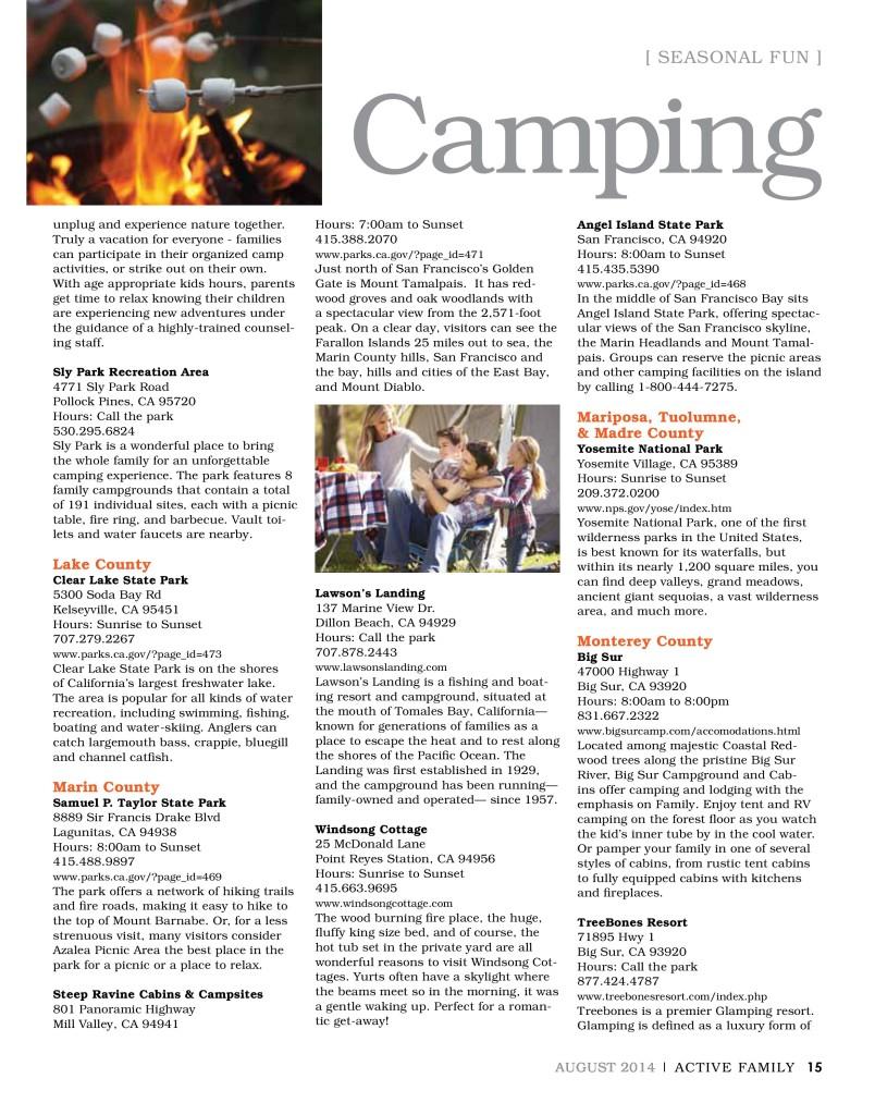 Summer Camping (2)