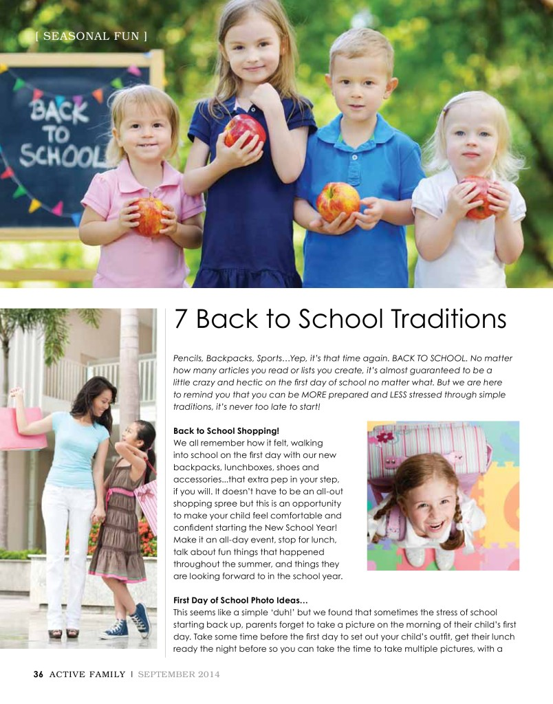 Back to School Traditions (1)