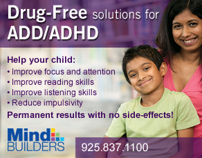 Drug Free Solutions for ADD/ADHD-Mind Builders