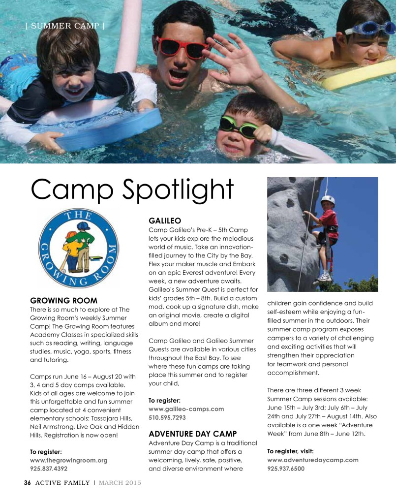 Summer Camp Spotlight (1)