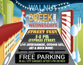 Walut Creek Wednesdays