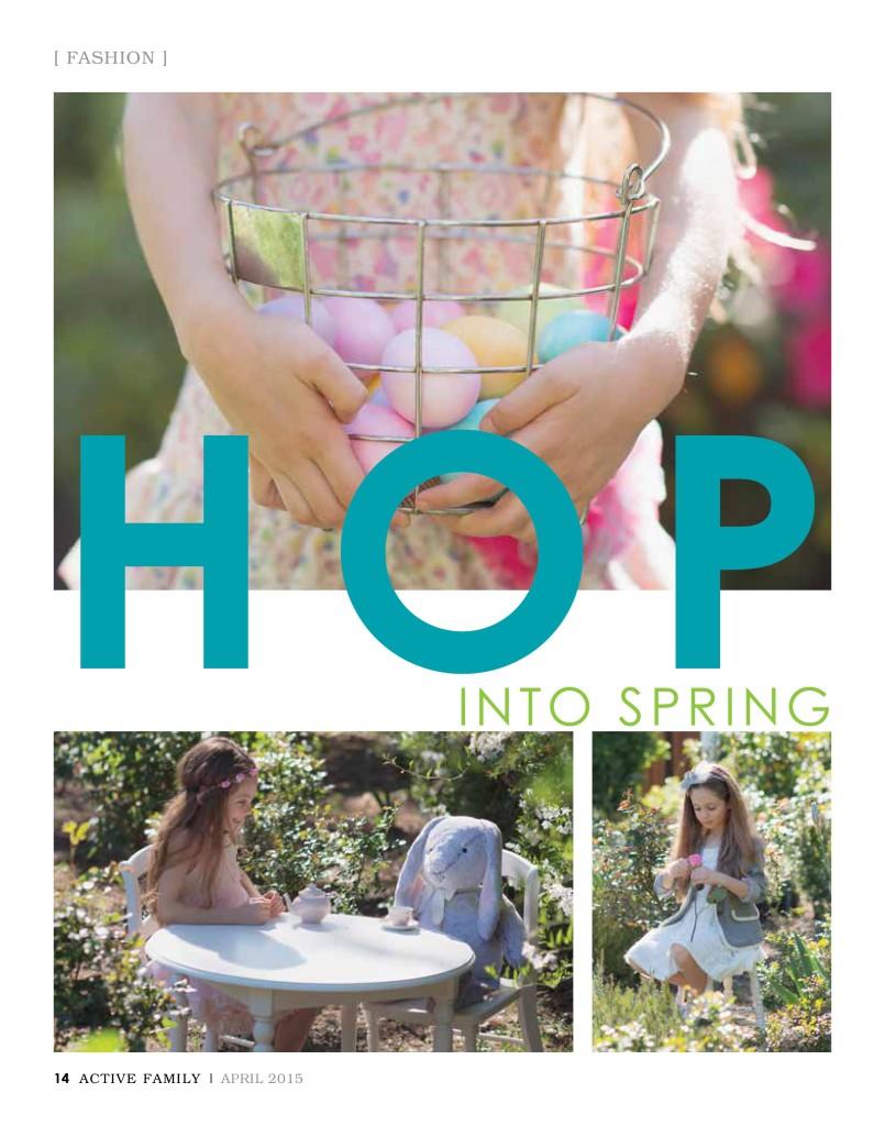 Hop Into Spring Fashion 2015 (1)