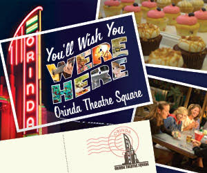 Orinda Theater Square