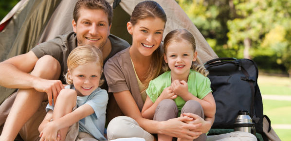 bigstock-Family-camping-in-the-park-15903437