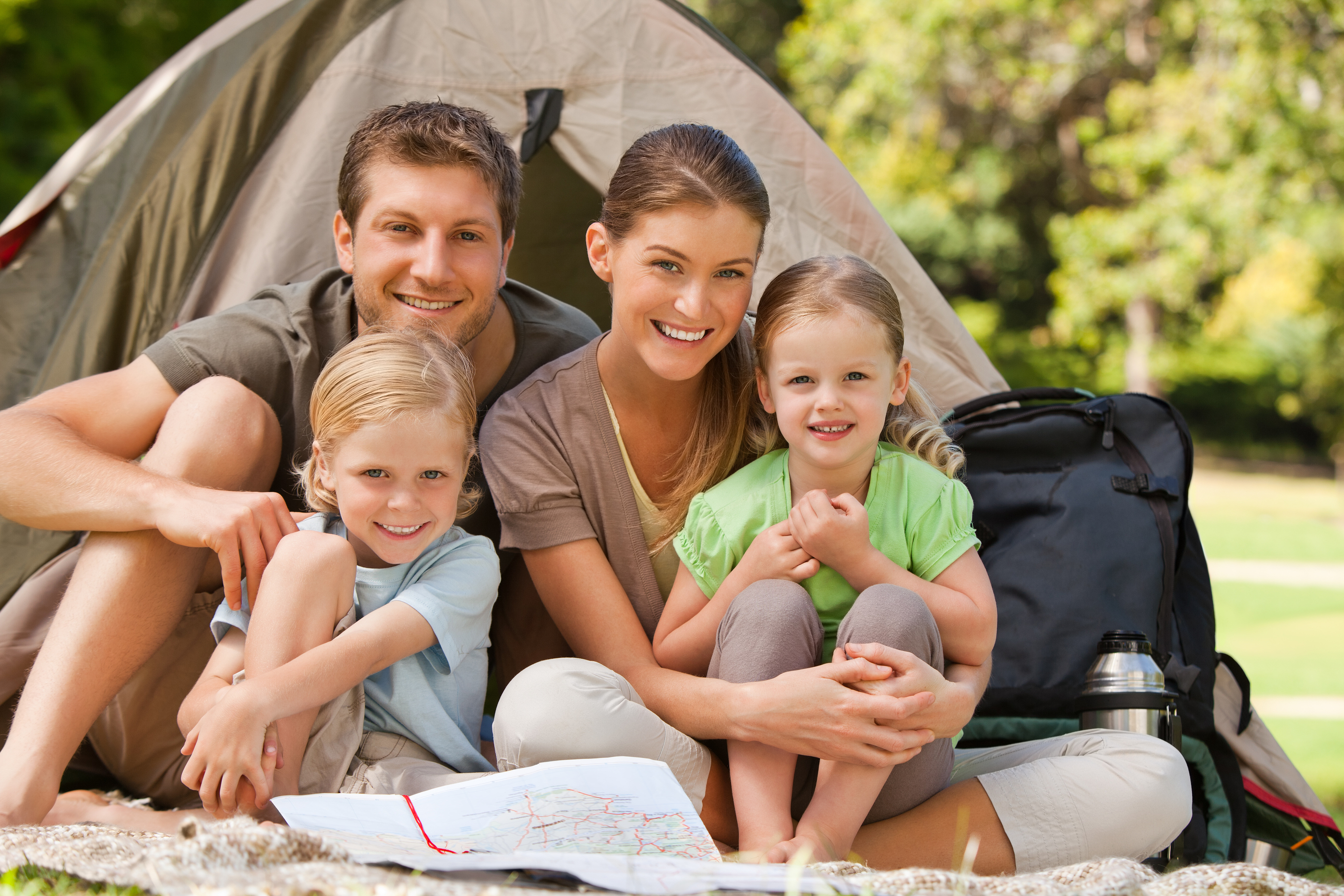 Summer Camping - Active Family Magazine
