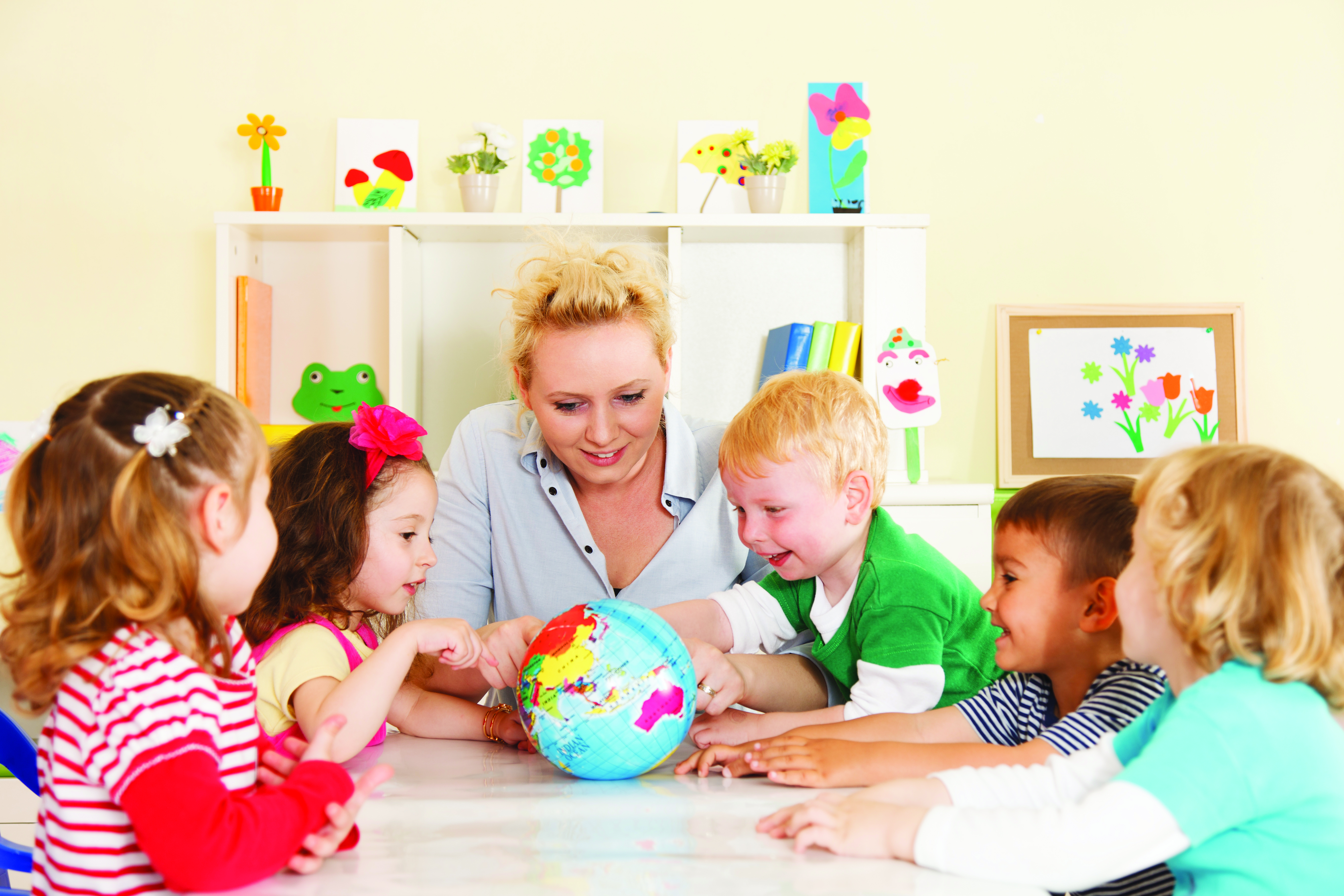 How to Select a Child Care Giver