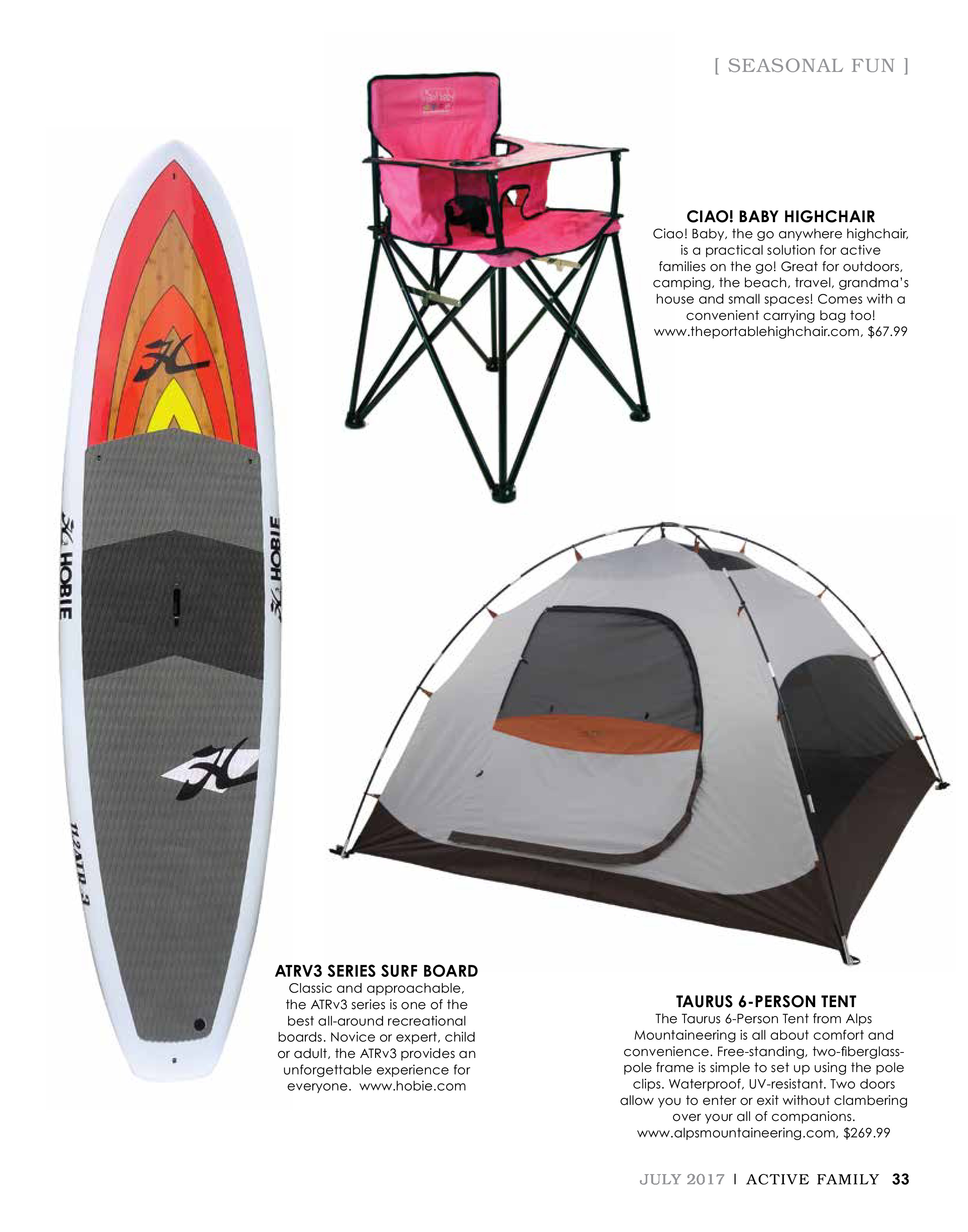 Camping Gear for the Family – Active Family Magazine